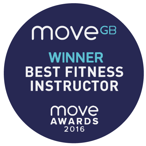 Rockfit Move GB Winner 2016